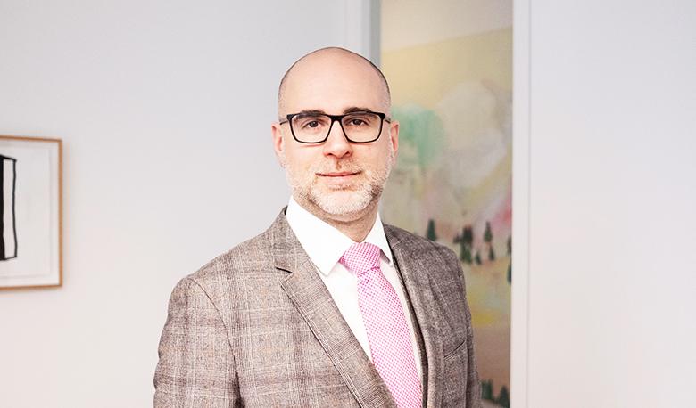 Rechtsanwalt Andre Nourbakhsch
